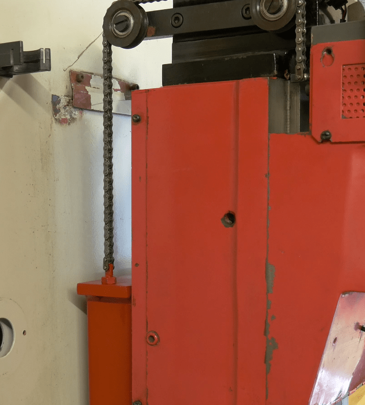 Z Axis Counterweight