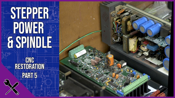 48 VDC Power Supply and DC Motor Drive