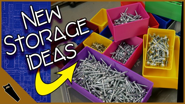 3D printing Storage bins that fit Harbor Freight Cases