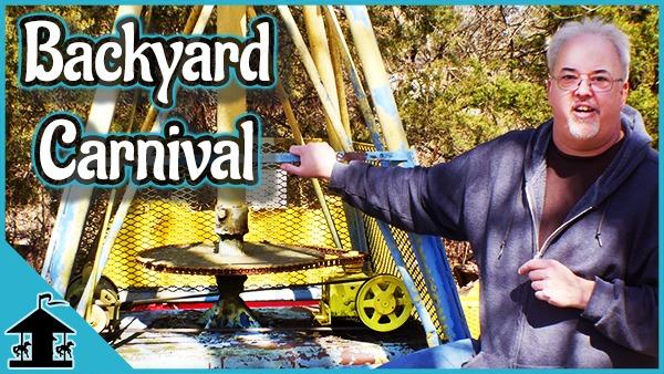 Backyard Carnival Ride
